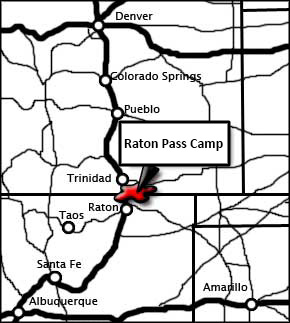 Directions Raton Pass Camp Cafe